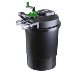 Aqua-Tech Teichfilter 30000 Druckfilter + UV 55W 30000 Liter -