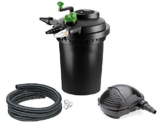 Aqua-Tech Teichfilter Druckfilter 10000 UV Pumpe PondoMax 5000 -