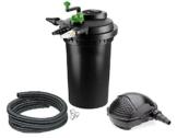 Aqua-Tech Teichfilter Druckfilter 15000 UV Pumpe PondoMax 8000 -