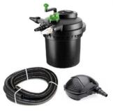 Aqua-Tech Teichfilter Druckfilter 5000 UV Pumpe PondoMax 2500 -