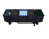 AquaForte 45000 Mehrkammerfilter Specialist, schwarz, max. Teichgröße 45m³, max. Durchfluss 12,5m³/h -