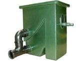 AquaForte Compactsieve II, pumpengespeister Siebbogenfilter, grün -