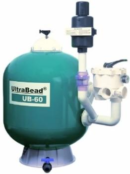 AQUAFORTE ULTRABEAD BEADFILTER - DRUCKFILTER -