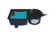 AquaForte Vortex 12000 Mehrkammerfilter, schwarz, max. Teichgröße 12m³, max. Durchfluss 3,8m³/h -