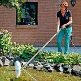 Gartenteichsauger Komplett-Set, 7-teilig -