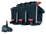 T.I.P. Mehrkammer-Teichaußenfilter MTS 30000, UV-C 25 Watt, für Teiche bis zu 30.000 Liter -