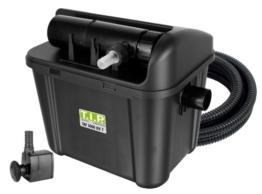 T.I.P. Teichaußenfilter TAF 5000 UV 7, UV-C 7 Watt, für Teiche bis zu 5.000 Liter -