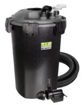 T.I.P. Teichdruckfilter PMA 16000 UV 13, UV-C 13 Watt, für Teiche bis zu 16.000 Liter -