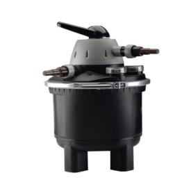 Velda 126371 Druckfilter für Teiche, schwarz -