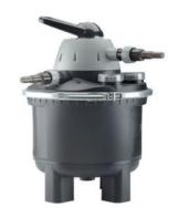 Velda Clear Control 25 Druckfilter Kompakter Filter inkl. 9 Watt UVC -
