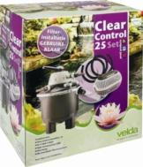 Velda Clear Control 25 Set Druckfilter für 10.000 Liter NEU&OVP Teich -