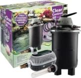 Velda Clear Control 50 Set für 20.000 Liter / Druckfilter NEU&OVP Teich -