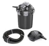 Velda Teichfilter Druckfilter Set 15000 UV Pumpe Pontec Eco 5000 -