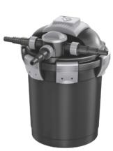 VT 146079 Druck-Filtersystem für Teichvolumen bis 6.000 Liter, UV-C Filter 7 Watt,  VEX 100 Filter -