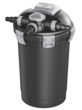 VT 146081 Druck-Filtersystem für Teichvolumen bis 15.000 Liter, UV-C Filter 11 Watt,  VEX 300 Filter -