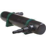 VT 146540 Elektronischer Entferner für Schwebealgen im Teich bis 27.500 Liter, VT UV-C Filter 55 Watt -