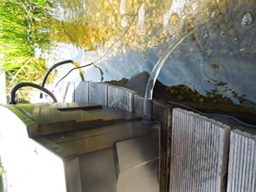 AKWADO Teichfilter-Set mit Pumpe und UVC - 12000L -