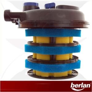 Teichfilter Berlan UV-C Druckfilter BDF10000-UVC -
