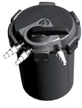Klarpressure mit UV 8000 Liter/ Teichfilter Druckfilter mit Selbstreinigung -
