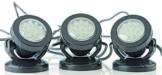 Pontec Unterwasserbeleuchtung PondoStar LED Set 3 - 1