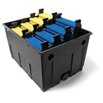 SunSun Bio Teichfilter 60000 L Durchlauffilter Teich Filter CBF-550 Teich Filter -