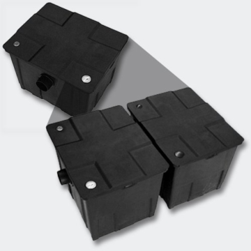 SunSun Bio Teichfilter 60000 L Durchlauffilter Upgrade Set 1 CBF-350B Teich Filter -