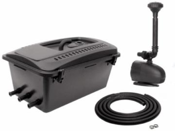 Teichfilter Klarjet bis 15.000 Liter mit UV-Lampe und Pumpe -