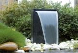 Ubbink Terrassenbrunnen Wasserspiel Vicenza Gartenbrunnen LED - 1