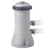 Intex 28638 Kartuschenfilteranlage, Typ ECO 3800, grau, 3,785 l/h / 99 W / 230 V - 1
